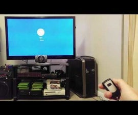 Turn Your PC on With a Car Remote Fob!