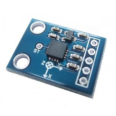 Picture of Interfacing Accelerometer ADXL 335 With Mediatek LinkIt One Board