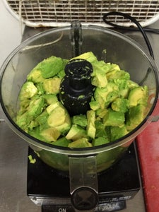 Pulsing the Avocado