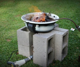 Most REDNECK Forge Ever. Period.