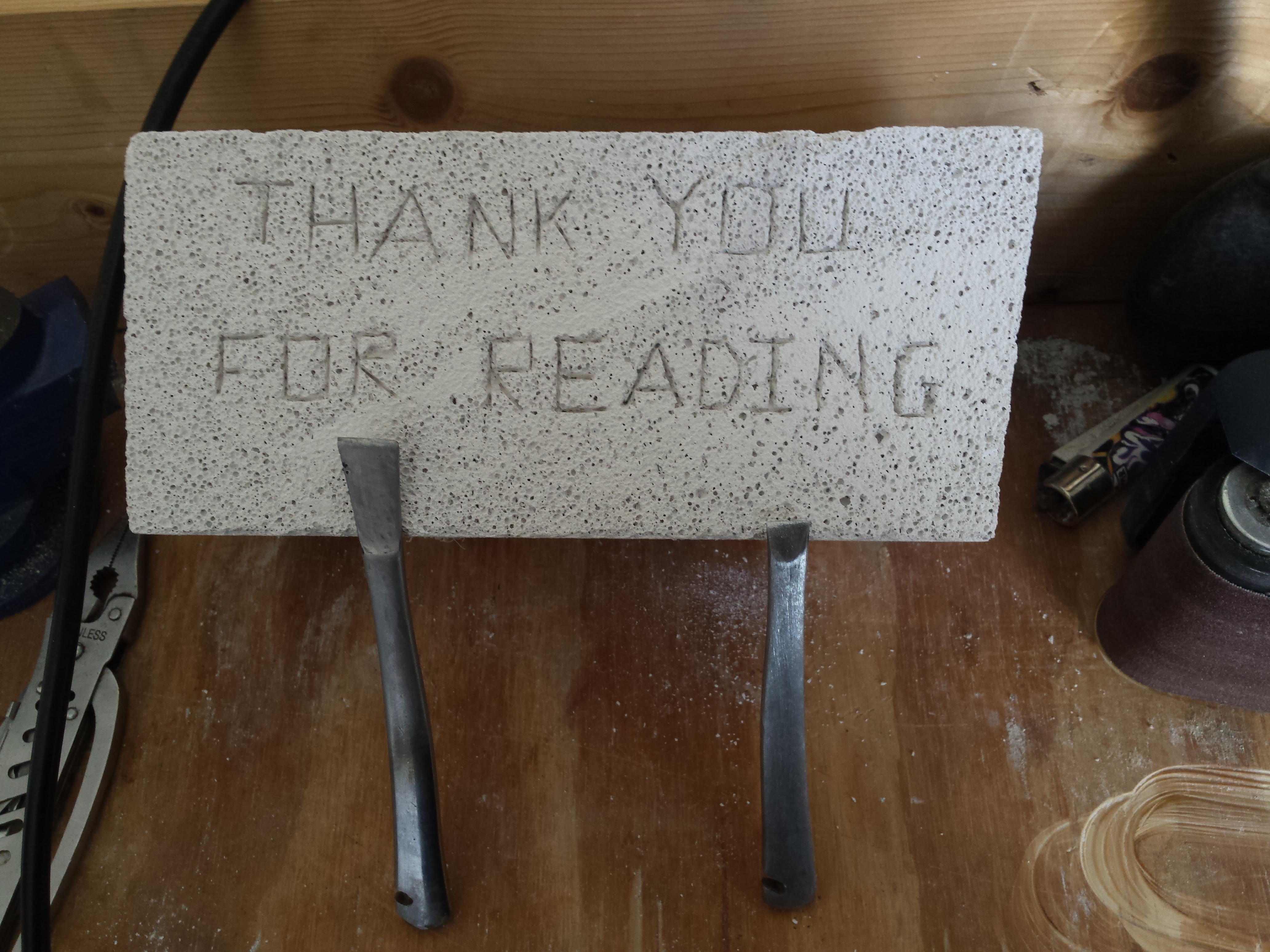 Picture of Thanks for Reading