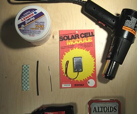 How 2.0: Make a Solar Cell Phone Charger
