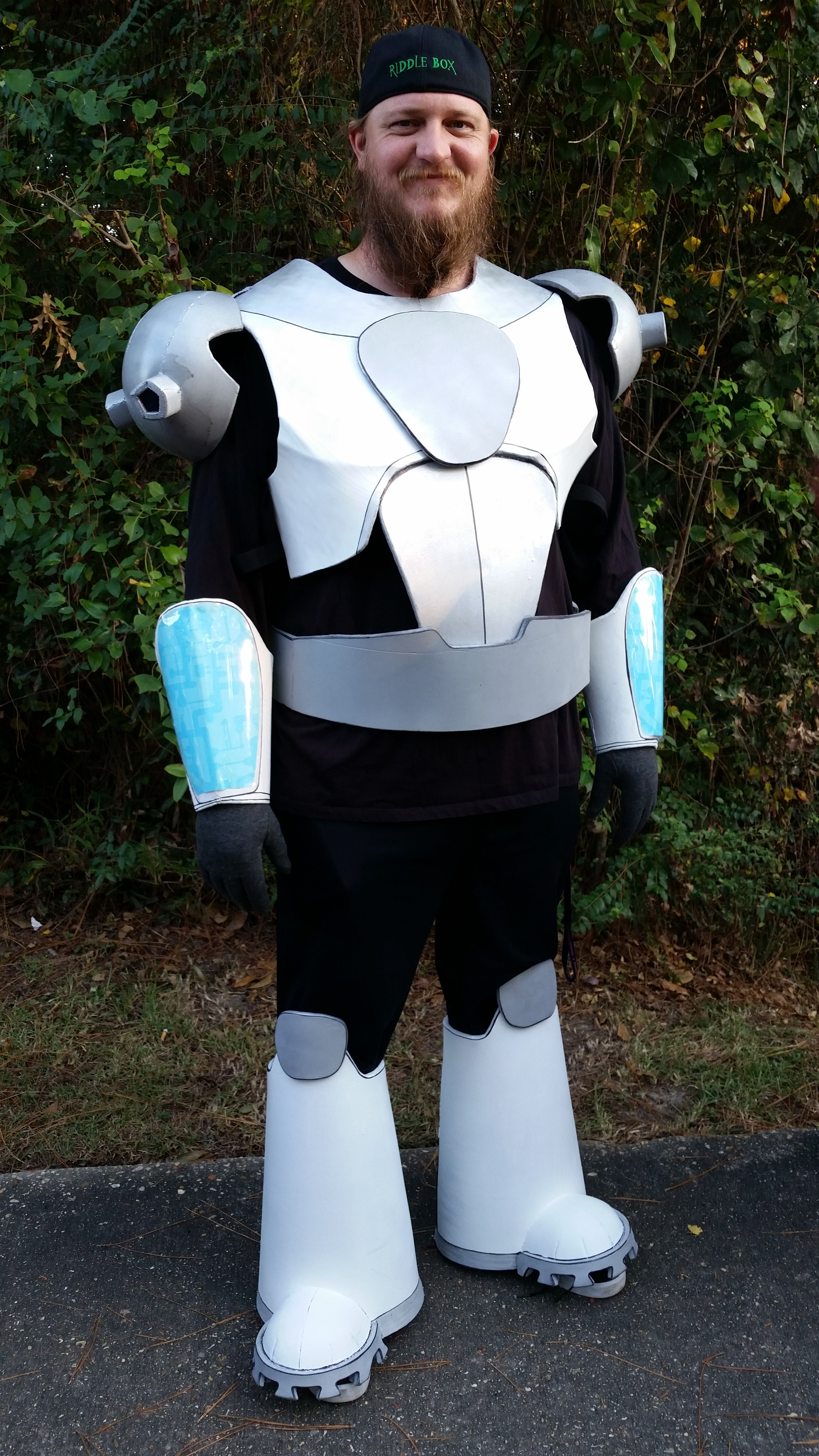 Picture of Cyborg Teen Titans Go Costume