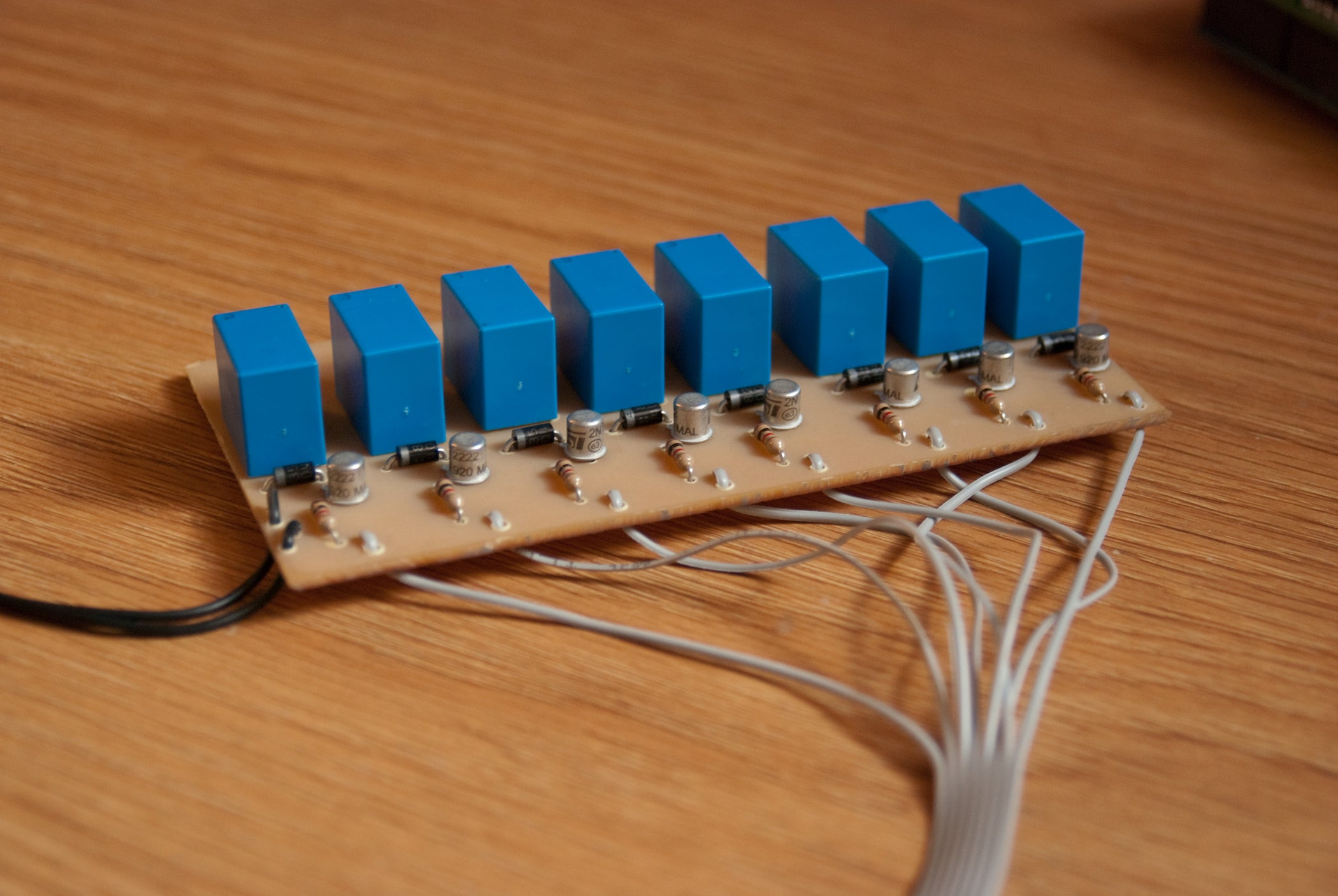 Arduino Christmas Light Controller 5 Steps With Pictures Instructable Will Show You How To Build A Fun Traffic Circuit