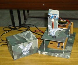 Arduino Based RADAR System With TARGET Acknowledgement