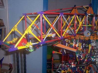 Rotating Crane Arm