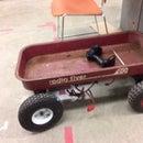 RC Radio Flyer Wagon