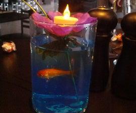 Cheap Easy Fish Center  Pieces