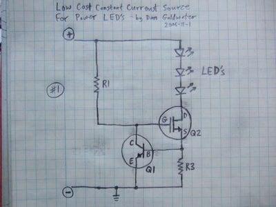 LED Current Limiter 1