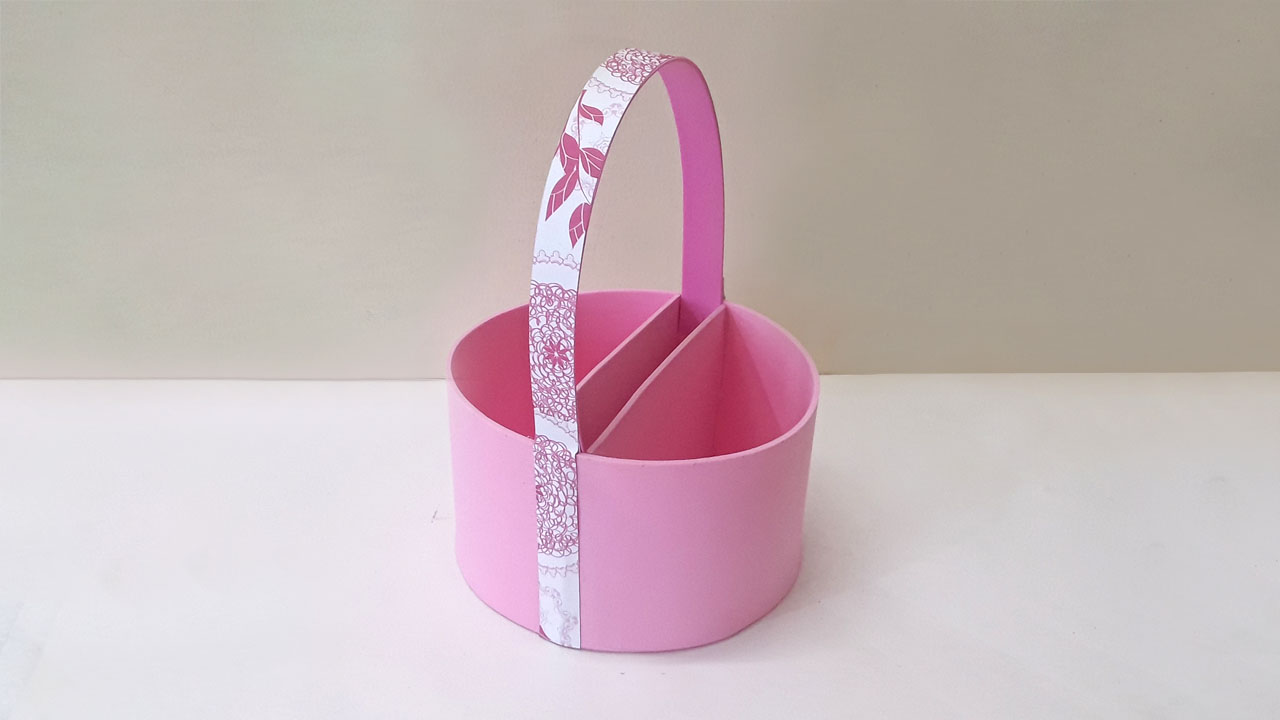 Picture of Let's Make the Basket Handle!