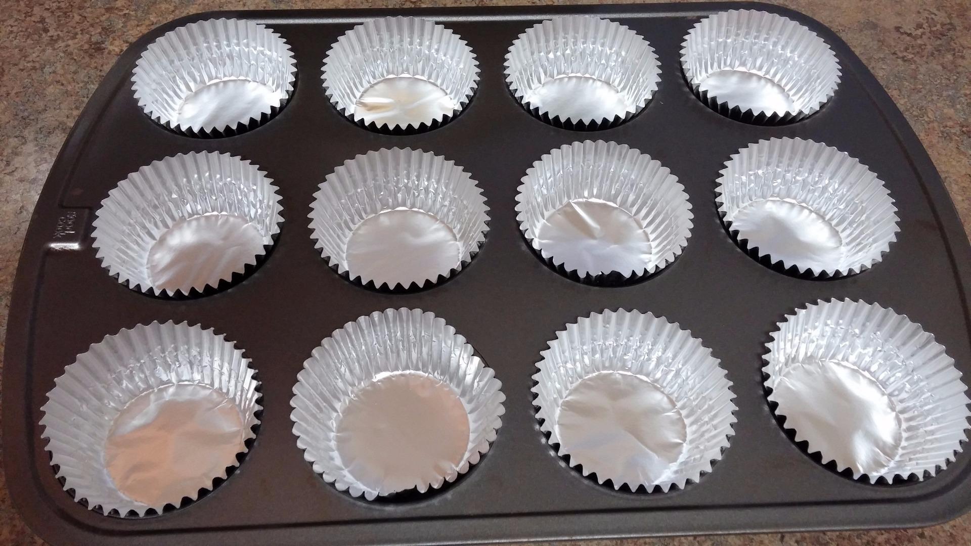 Picture of Prepare Cupcake Pan
