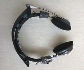 Solar Powered Bluetooth Headphone (Version 2)