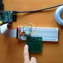 DIY Drum Machine with Raspberry Pi + Hover