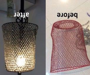 Trash Can Lamp