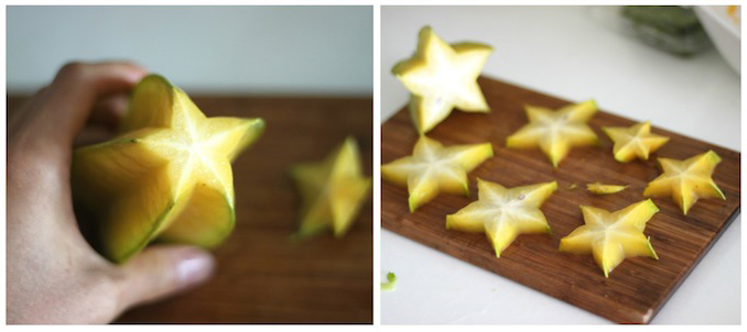 Picture of Stars Are Made Of… Starfruits, Literally.