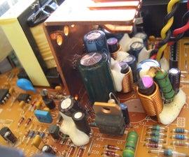 How to Repair a Hughes HDVR2 Tivo Power Supply
