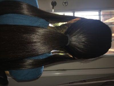 Flipping the Hair
