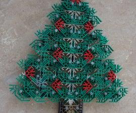 Knex Christmas Tree Decoration