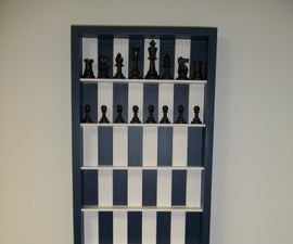 3-D Vertical Chess