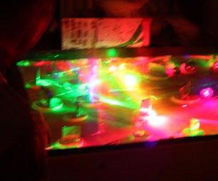 Laser Sandbox - Experiments With Beams