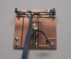 Make a PC board with a Dremel