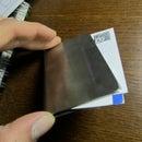 Metal Buisness Card Holder