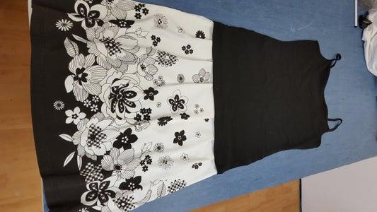 Two Layer Tshirt Dress