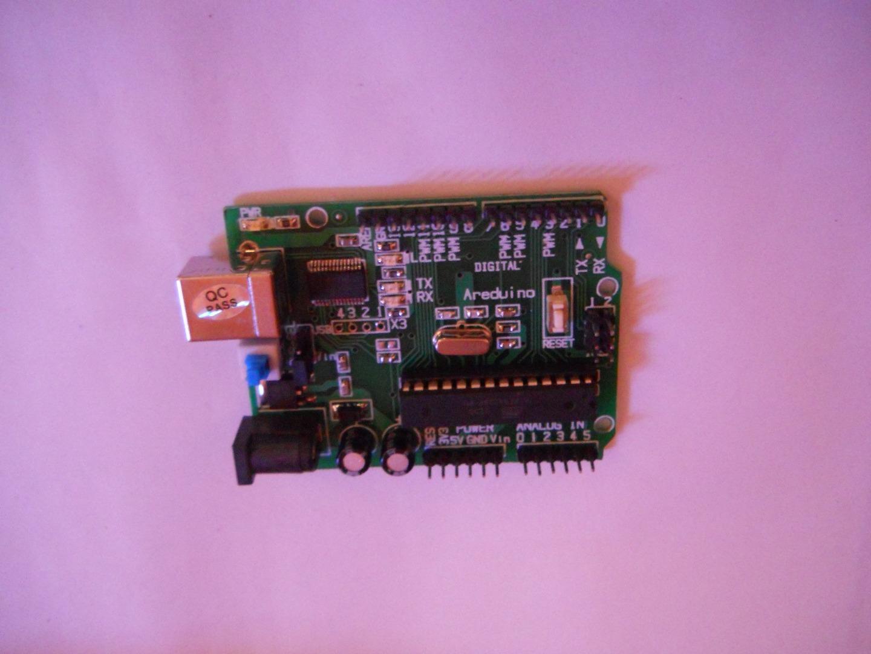Picture of Arduino Blog Topic Generator