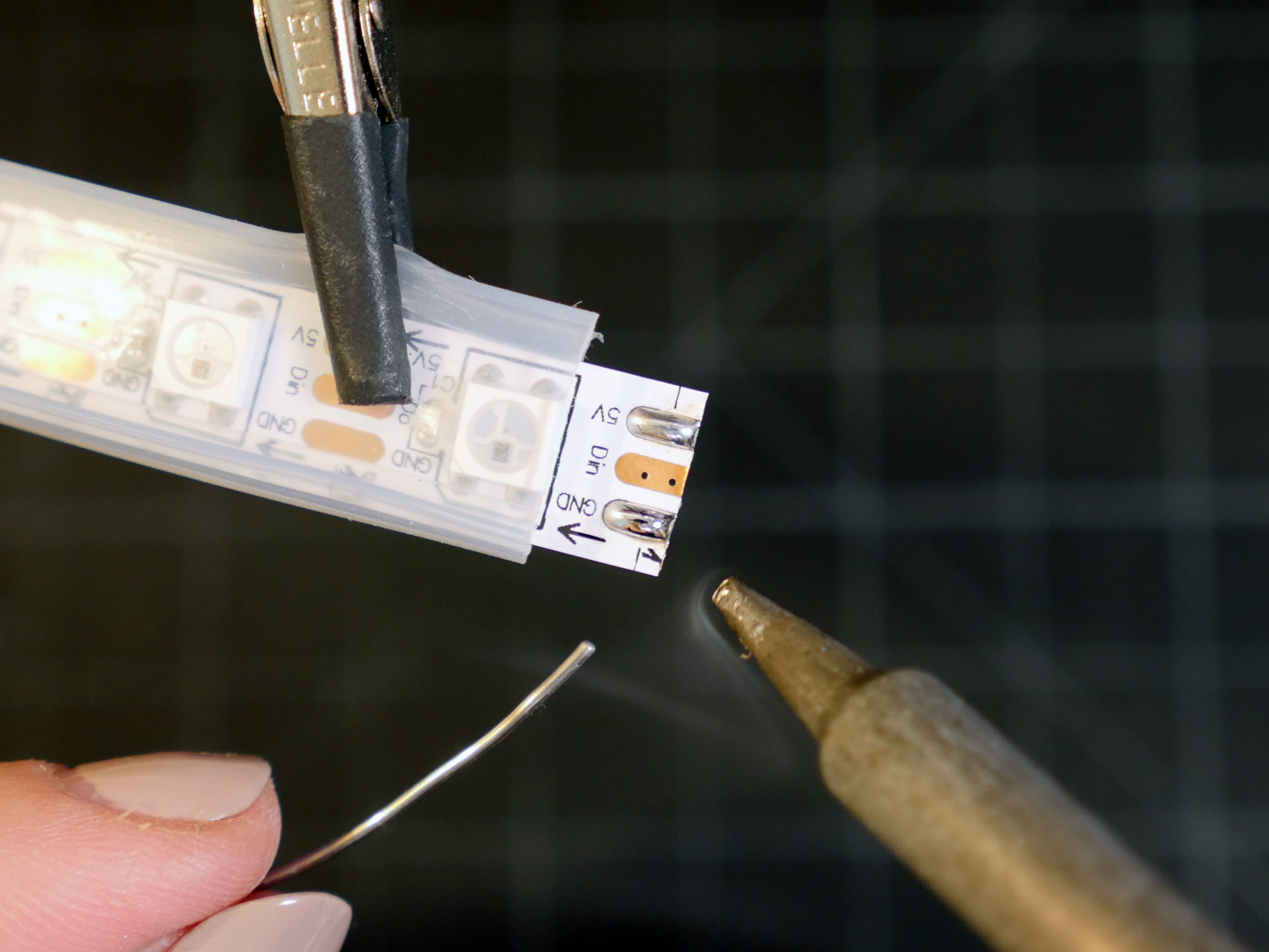 Picture of Solder LED Strips