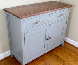 DIY Sideboard Cabinet