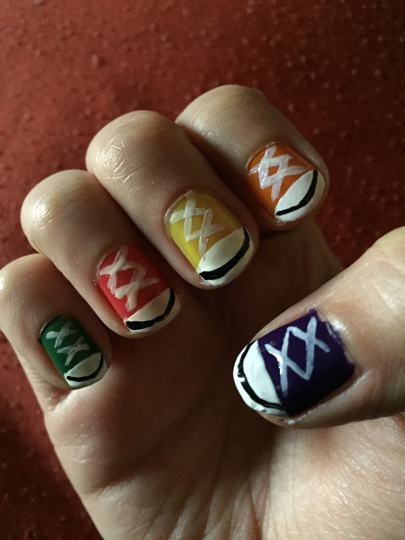 Picture of Canvas Nail Art