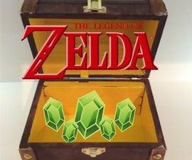 DIY Zelda Treasure Chest