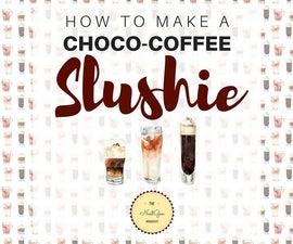 How to Make a Choco-Coffee Slushie