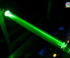 Steam punk light saber