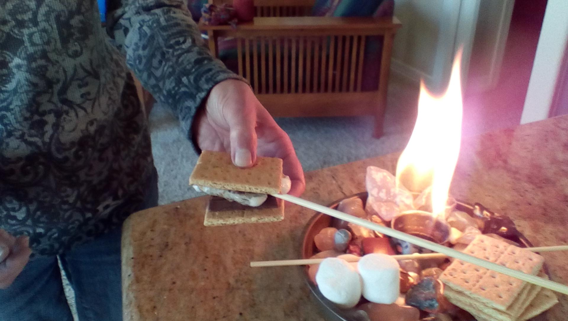 Picture of Skewer Toast Enjoy