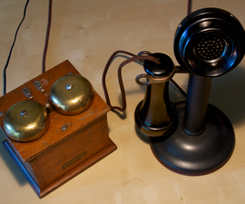 Android-based Vintage Phone