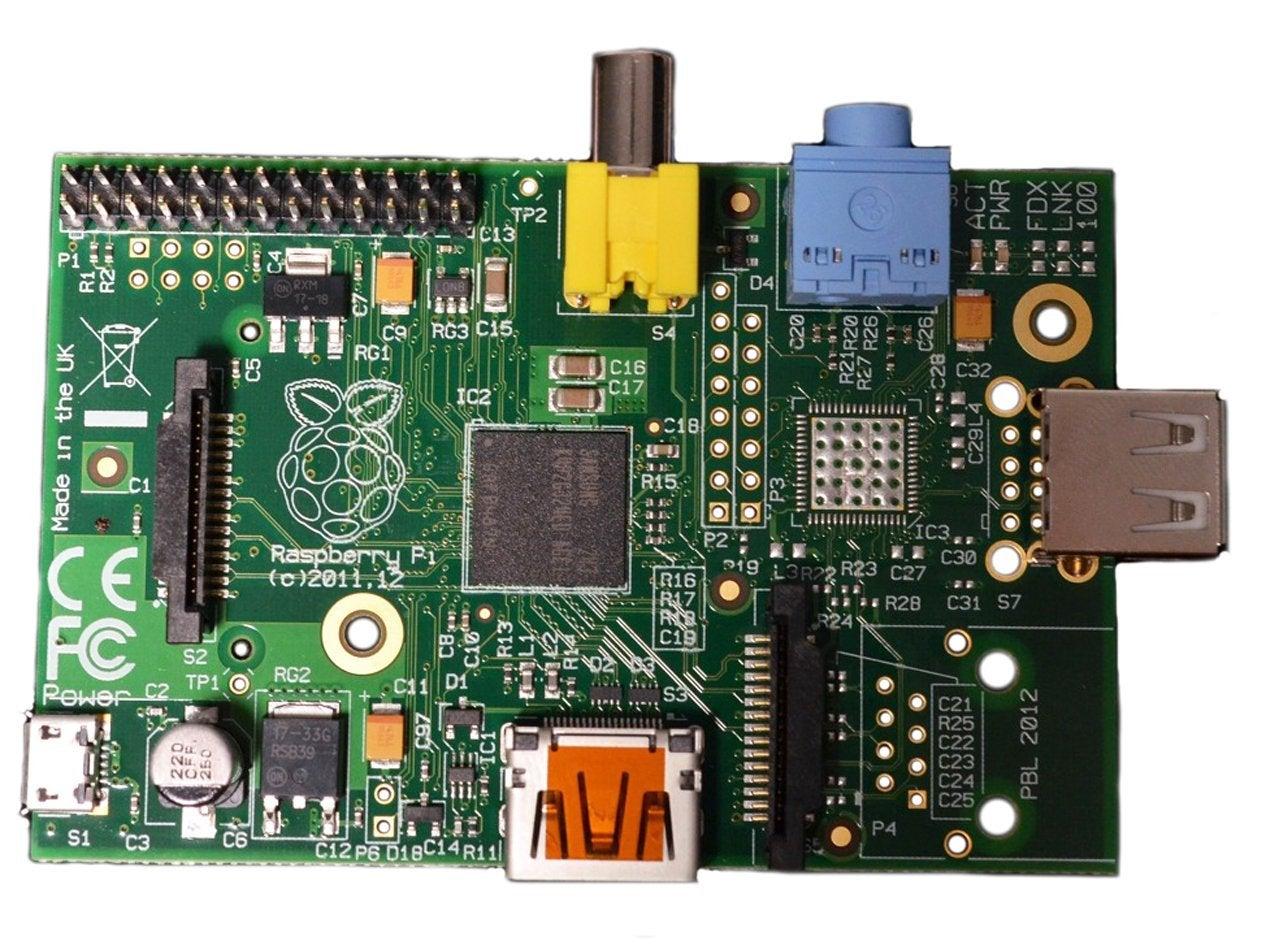 Raspberry Pi Garage Door Opener 7 Steps Sensor Wiring Diagram Furthermore Chamberlain