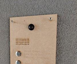 Smart Doorbell for HomeAssistant