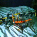 Knex Sturdy Hard and BIG Rubber Band Gun (rbg)!