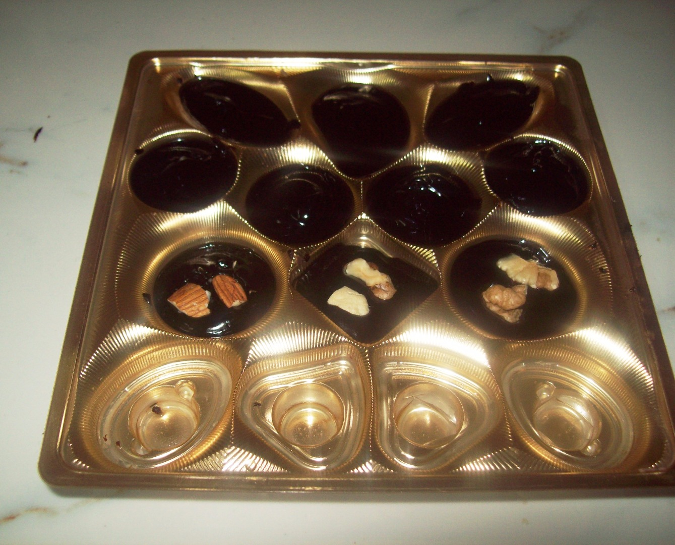 Picture of Fill the Mould With Chocolate