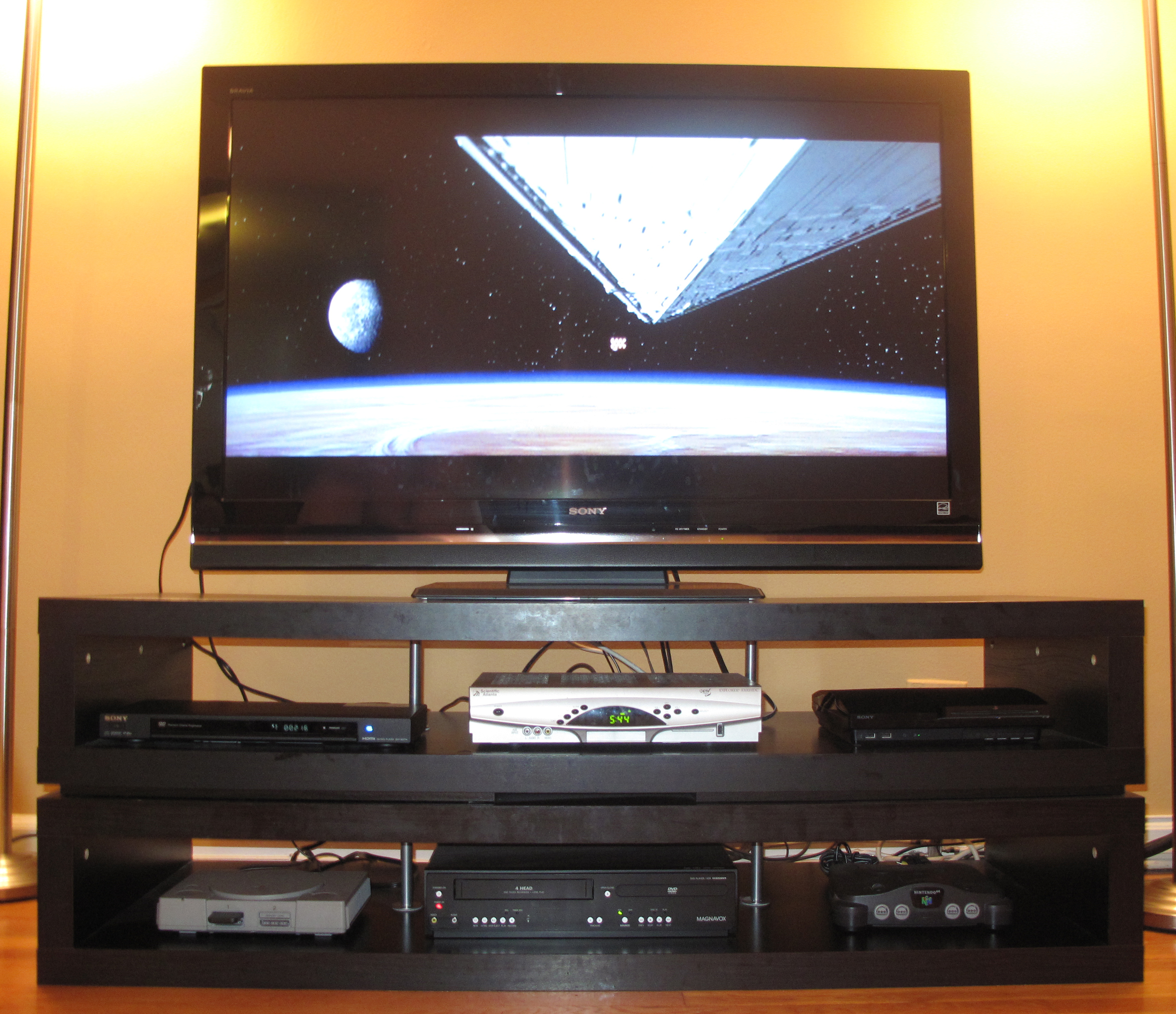 Picture of IKEA Hack TV Stand