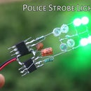 How to Make Police Police Strobe Light