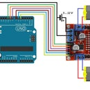 L298n Arduino Library