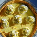 Lemon Mousse Pie