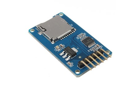 Micro SD Card Tutorial