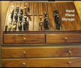 Hand Plane Storage