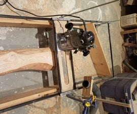 Router Plane System
