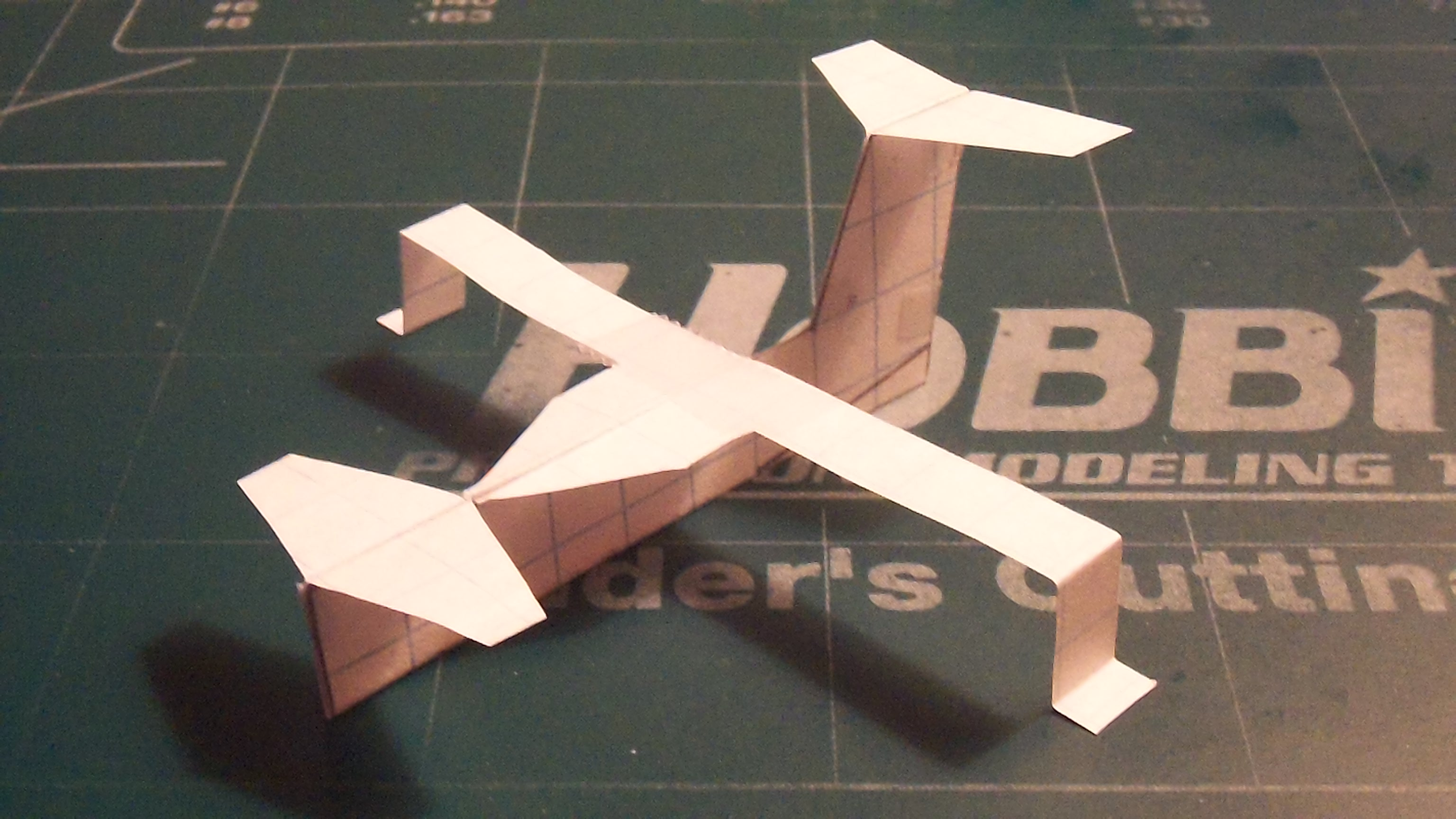 Picture of Making the Fuselage