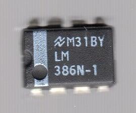 Using LM386 as an Oscillator.