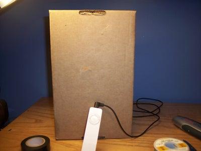 Quick Easy Speaker Amp